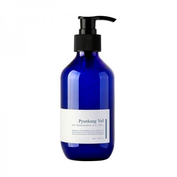 Pyunkang Yul ATO Wash & Shampoo Blue Label Шампунь и гель для душа, 290 мл