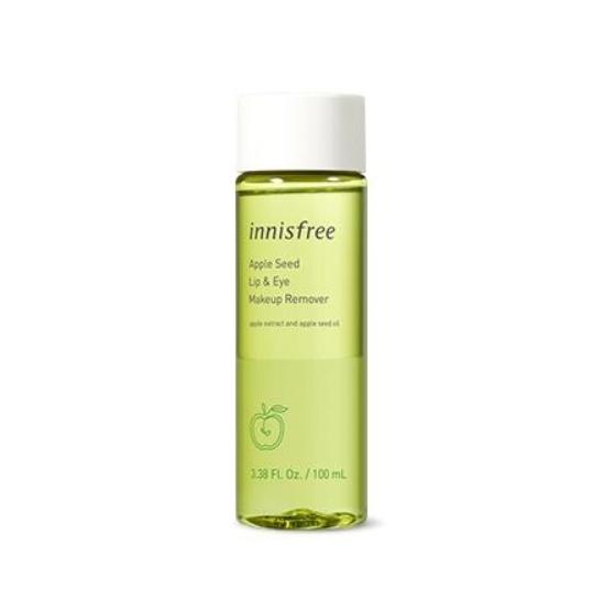 Innisfree Apple Seed Lip & Eye Makeup Remover Жидкость для снятия макияжа, 100 мл