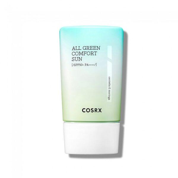 COSRX Shield fit All Green Comfort Sun SPF50 Cолнцезащитный крем, 50 мл