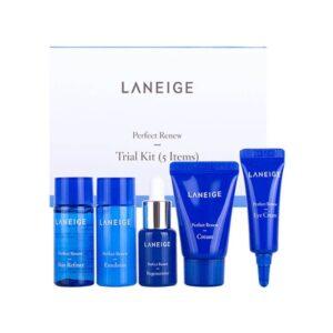 Laneige Perfect Renew Trial 5 Kit Набор для интенсивного увлажнения