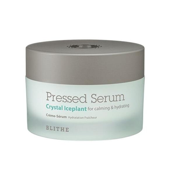 Blithe Pressed Serum Crystal Iceplant Спрессованный крем-серум с хрустальными травами, 50 мл