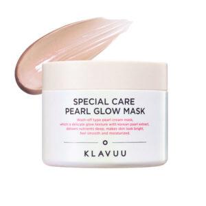 KLAVUU Special Care Pearl Glow Mask Глиняная маска для лица, 100 мл
