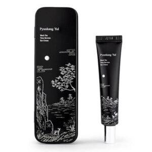 Pyunkang Yul Black Tea Time Reverse Eye Cream Омолаживающий крем для кожи вокруг глаз, 25 мл
