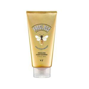 VT Progloss Foam Cleanser Пенка с медом и золотом, 300 мл