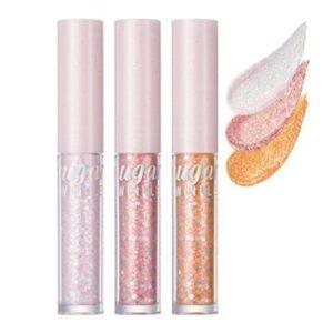 Peripera Sugar Twinkle Liquid Glitter Жидкие тени-глиттер для век