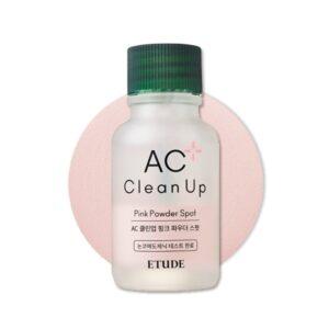 Etude House AC Clean up Pink Powder Spot Точечное средство для борьбы с акне, 15 мл