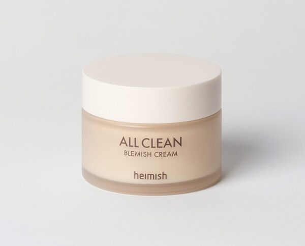 Heimish All Clean Blemish Cream Увлажняющий осветляющий крем, 60 мл