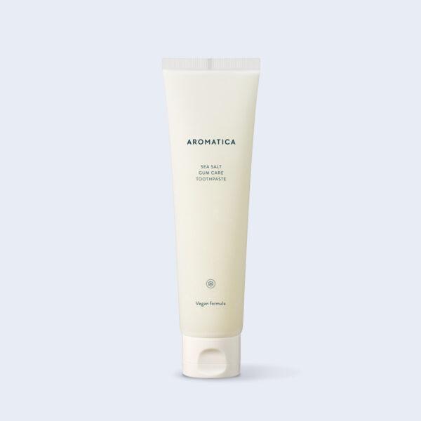 Aromatica Sea Salt Gum Care Toothpaste Зубная паста с морской солью, 130 г