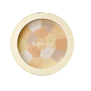 The Saem Luminous Multi Highlighter Gold Beige Мультихайлайтер