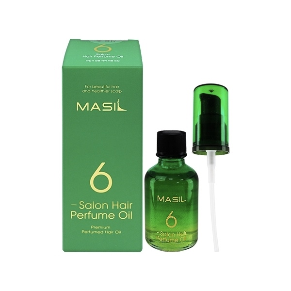 Masil 6 Salon Hair Perfume Oil Парфюмированное масло для волос, 50 мл