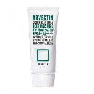 Rovectin Skin Essentials Deep Moisture UV Protector SPF50 Солнцезащитный крем, 50 мл