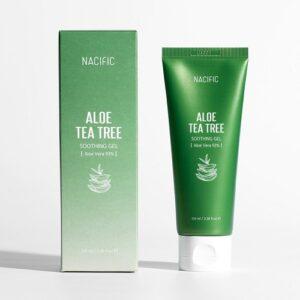Nacific Aloe Tea Tree Soothing Gel