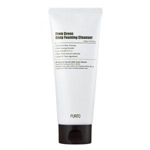 Purito From Green Deep Foaming Cleanser Пенка для умывания, 150 мл