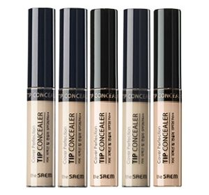 The Saem Cover Perfection Tip Concealer Идеальный корректор