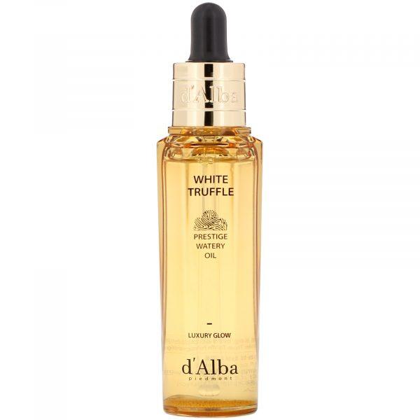 D'alba White Truffle Prestige Watery Oil Масло с белым трюфелем, 30 мл