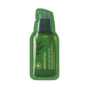 Innisfree The green tea seed serum Сыворотка с зеленым чаем