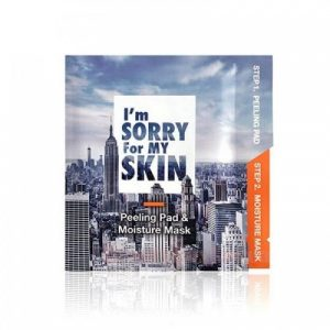 I'm Sorry For My Skin Peeling Pad & Moisture Mask Набор для пилинга и увлажнения кожи