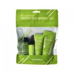 Tony Moly The Chok Chok Green Tea Waterly Kit Набор средств с зелёным чаем