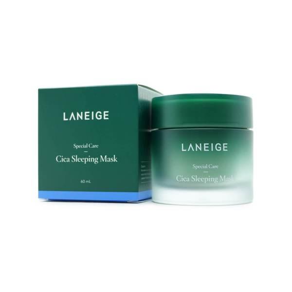 Laneige Cica Sleeping Mask Ночная восстанавливающая маска, 60 мл