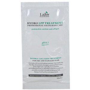 La'dor Hydro LPP Treatment Увлажняющая маска для сухих и поврежденных волос, 10 мл