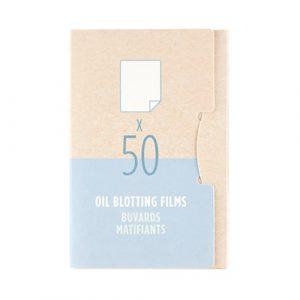 The Face Shop Oil Blotting Film Пленка для снятия жирного блеска