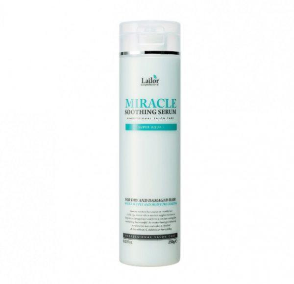 La'dor Miracle Soothing Serum Сыворотка для сухих и поврежденных волос, 250 г