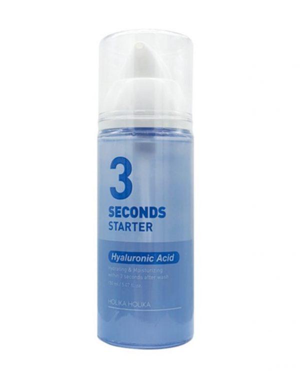 Holika Holika 3 seconds starter Hyaluronic Acid Стартер с гиалуроновой кислотой, 150 мл