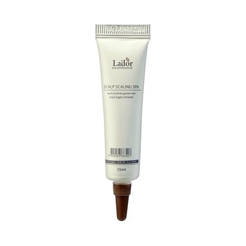 La'dor Scalp scaling spa Пилинг для волос, 15 мл