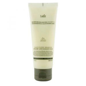 La'dor Moisture Balancing Shampoo Увлажняющий шампунь, 100 мл