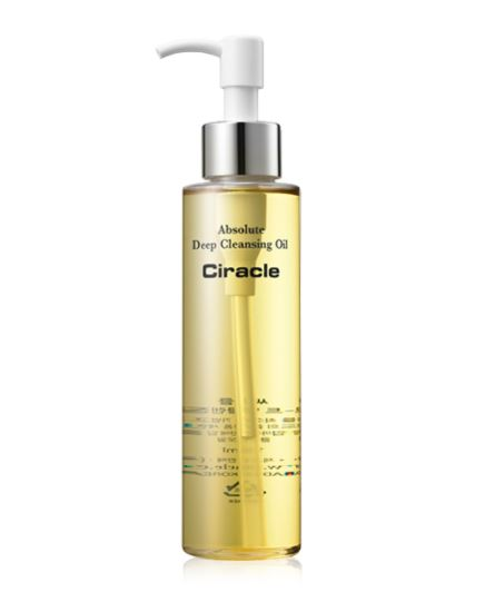Ciracle Absolute Deep Cleansing Oil Гидрофильное масло, 150 мл