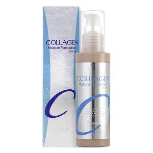 Enough Collagen Moisture Foundation SPF15 Увлажняющий тональный крем с коллагеном, 100 мл