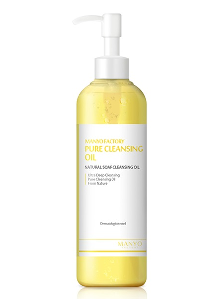 Manyo Factory Pure Cleansing Oil Гидрофильное масло, 200 мл