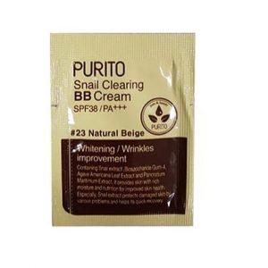 Purito Snail Clearing BB Cream ББ Крем с экстрактом улитки