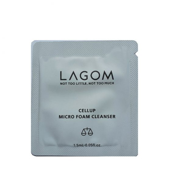 Lagom Cellup Micro Foam Cleanser Средство для умывания