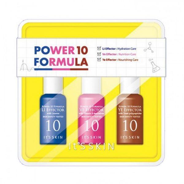 It's Skin Power 10 Formula Kit 3 pcs Набор сывороток для лица
