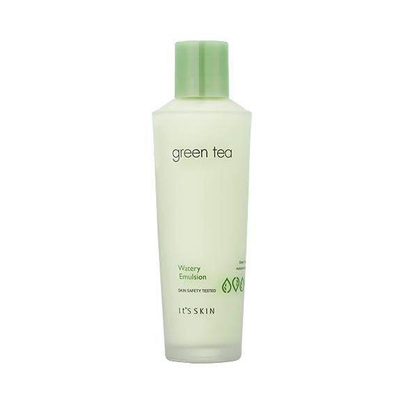 It's Skin Green Tea Watery Emulsion Увлажняющая эмульсия с зеленым чаем, 150 мл