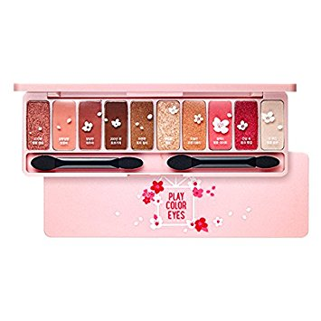 Etude House Play Color Eyes Cherry Blossom Палетка теней