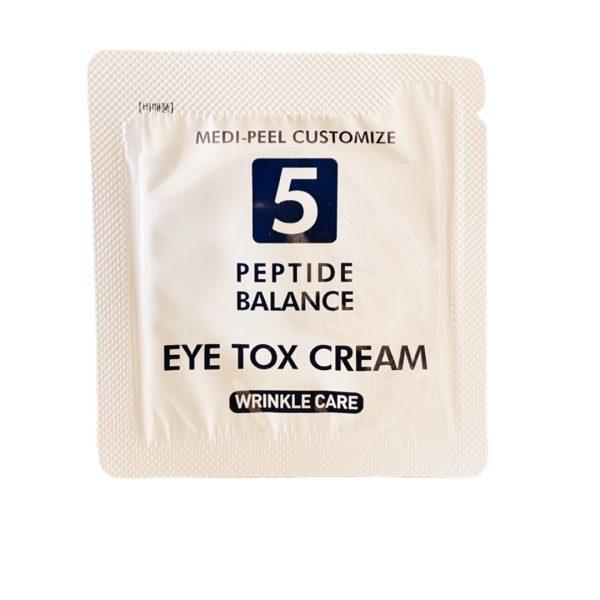 Medi-Peel Eye Tox Cream Омолаживающий крем для век с пептидами