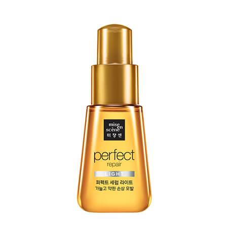Mise En Scene Perfect Serum Light Легкая сыворотка-масло для сухих волос, 70 мл