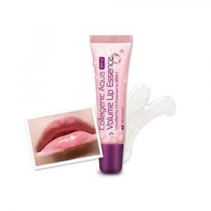 Mizon Collagenic Aqua Volume Lip Essence Увлажняющая коллагеновая эссенция для губ, 10 мл