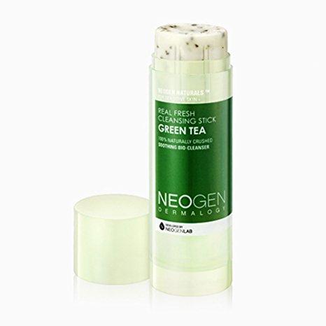 Neogen Dermalogy Real Fresh Cleansing Stick Green Tea Очищающий стик, 80 г