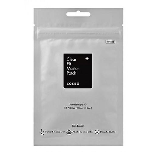 COSRX Clear Fit Master Patch Очищающие патчи для проблемной кожи