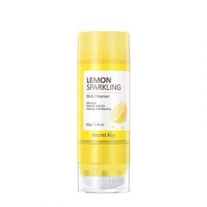 Secret Key Lemon Sparkling Stick Cleanser Очищающий стик с экстрактом лимона