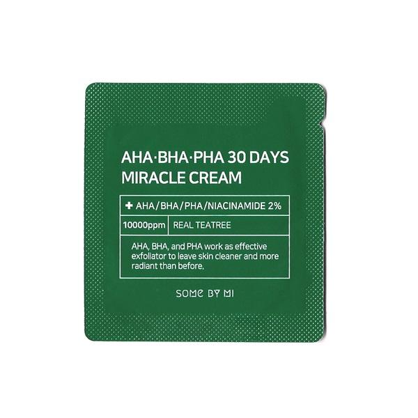 Some By Mi AHA/BHA/PHA 30 Days Miracle Cream Крем для лица
