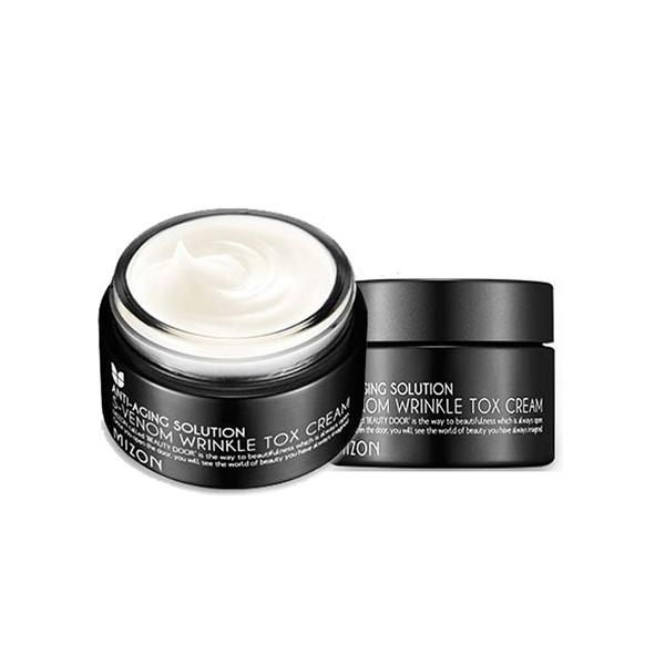 Mizon S-Venom Wrinkle Tox Cream Антивозрастной крем со змеиным ядом, 50 мл