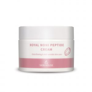 The Skin House Royal Noni Peptide Cream Укрепляющий крем с пептидами и экстрактом нони, 50 мл