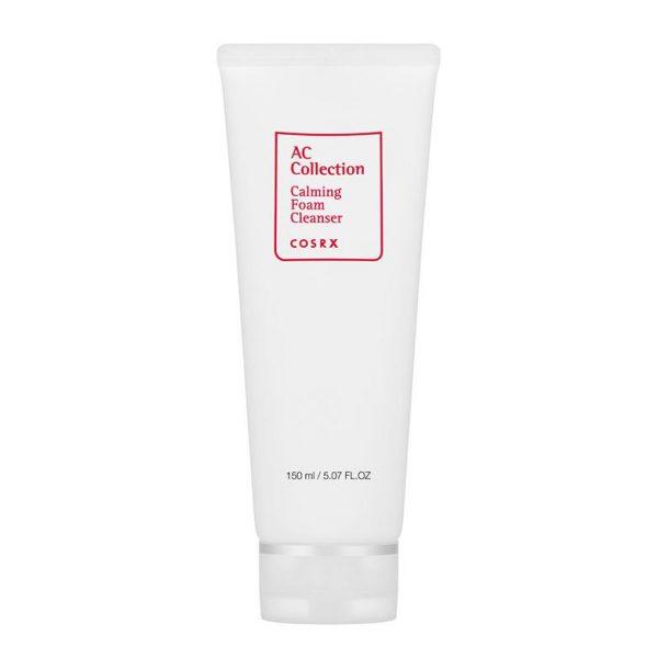 Cosrx AC Collection Calming Foam Cleanser Пенка для проблемной кожи, 150 мл