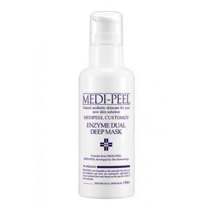 Medi-Peel Enzyme Dual Deep Mask Кислородная энзимная маска с эффектом пилинга, 150 мл