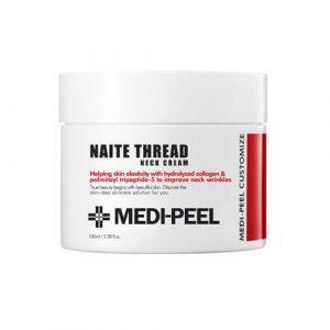 Medi-Peel Naite Thread Neck Cream Подтягивающий крем для шеи, 100 мл