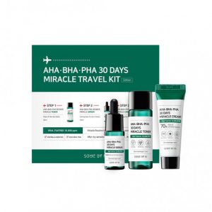 Some By Mi AHA-BHA-PHA 30 Days Miracle Travel Kit Набор средств для проблемной кожи